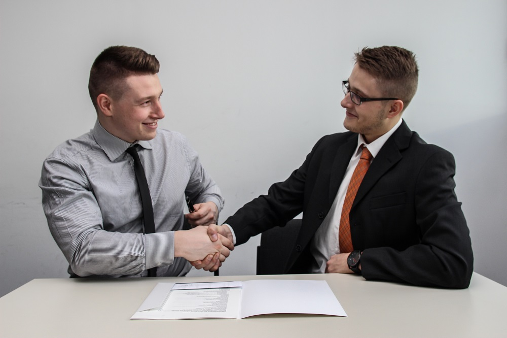 What should I consider when concluding a contract